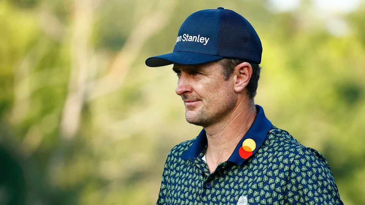 Wyndham Championship Round 3 Buys & Fades: Buy Justin Rose, Kevin Na, More at Sedgefield Country Club article feature image