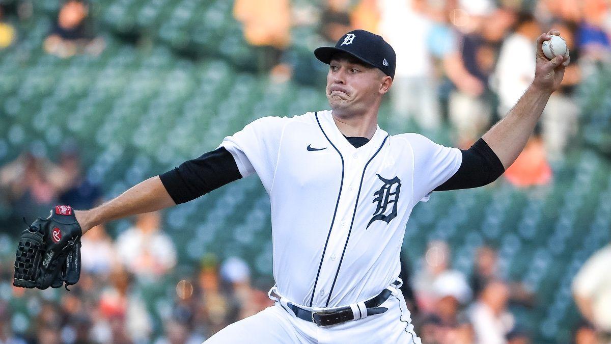 MLB Player Prop Bets & Favorite Picks, Including Tarik Skubal & J.D. Martinez (Tuesday, August 31) article feature image