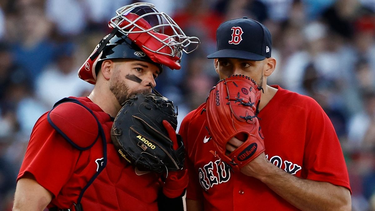 Rangers vs. Red Sox MLB Odds, Picks: Respected Bettors Driving Monday Afternoon's Line Movement article feature image