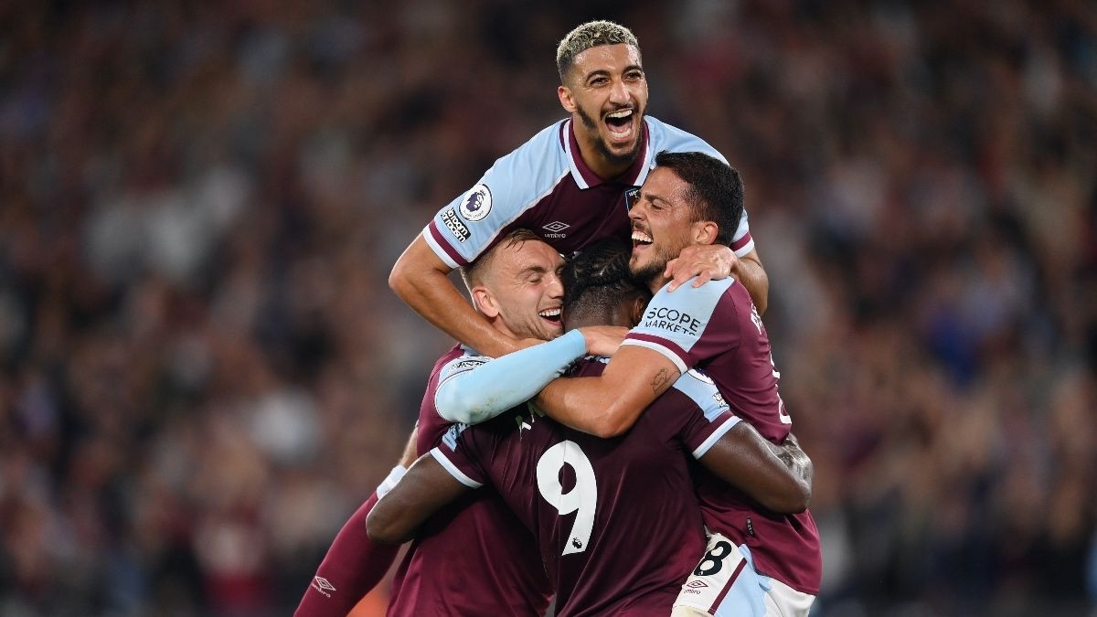 West Ham United vs. Crystal Palace Betting Line, Preview & Pick: Hammers Will Roll article feature image