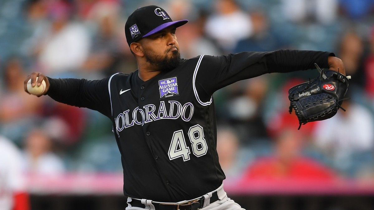 MLB Player Prop Bets & Picks for Monday: 2 Strikeout Totals to Target, Including German Marquez (August 30) article feature image