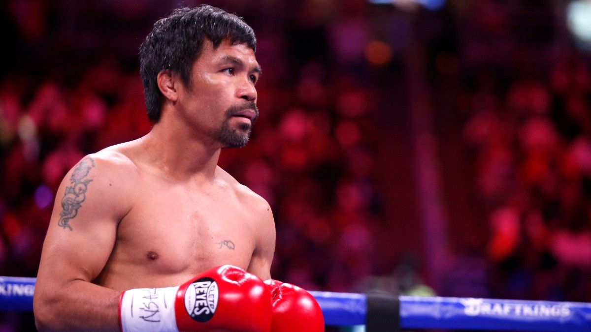 Palmer: What's Next for Manny Pacquiao After Upset vs. Yordenis Ugas? article feature image