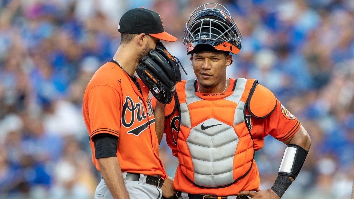 Sunday MLB Odds, Picks & Predictions for Rays vs. Orioles: Expert Bettors Leveraging Windy Baltimore Weather (August 8) article feature image