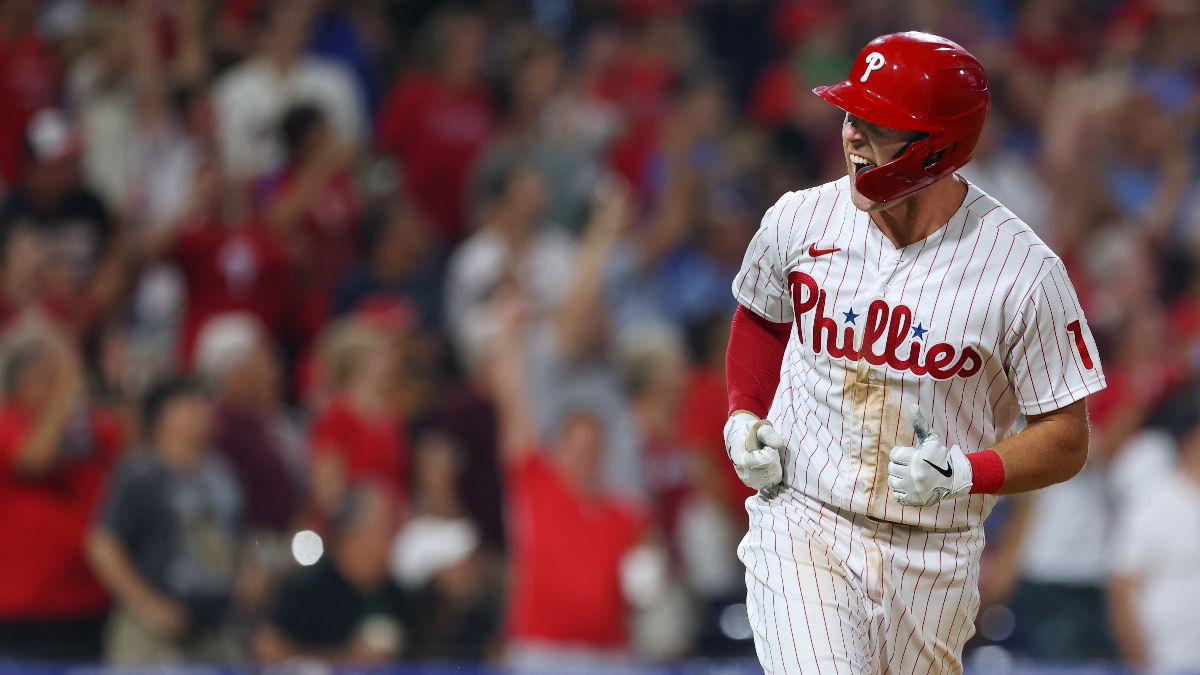 MLB Odds, Expert Picks, Predictions: 5 Best Bets for Brewers vs. Cardinals, Phillies vs. Diamondbacks & More (Wednesday, Aug. 18) article feature image