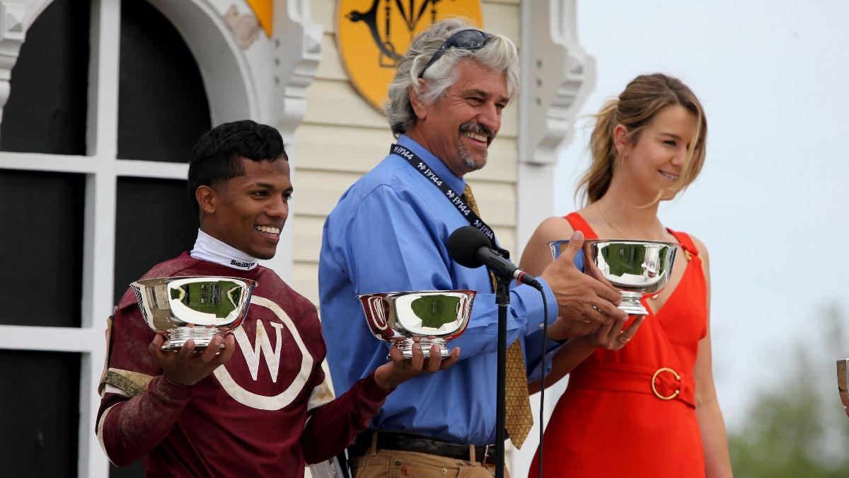 Steve Asmussen Sets Record, Becomes Winningest Trainer With 9,446 Career Victories article feature image