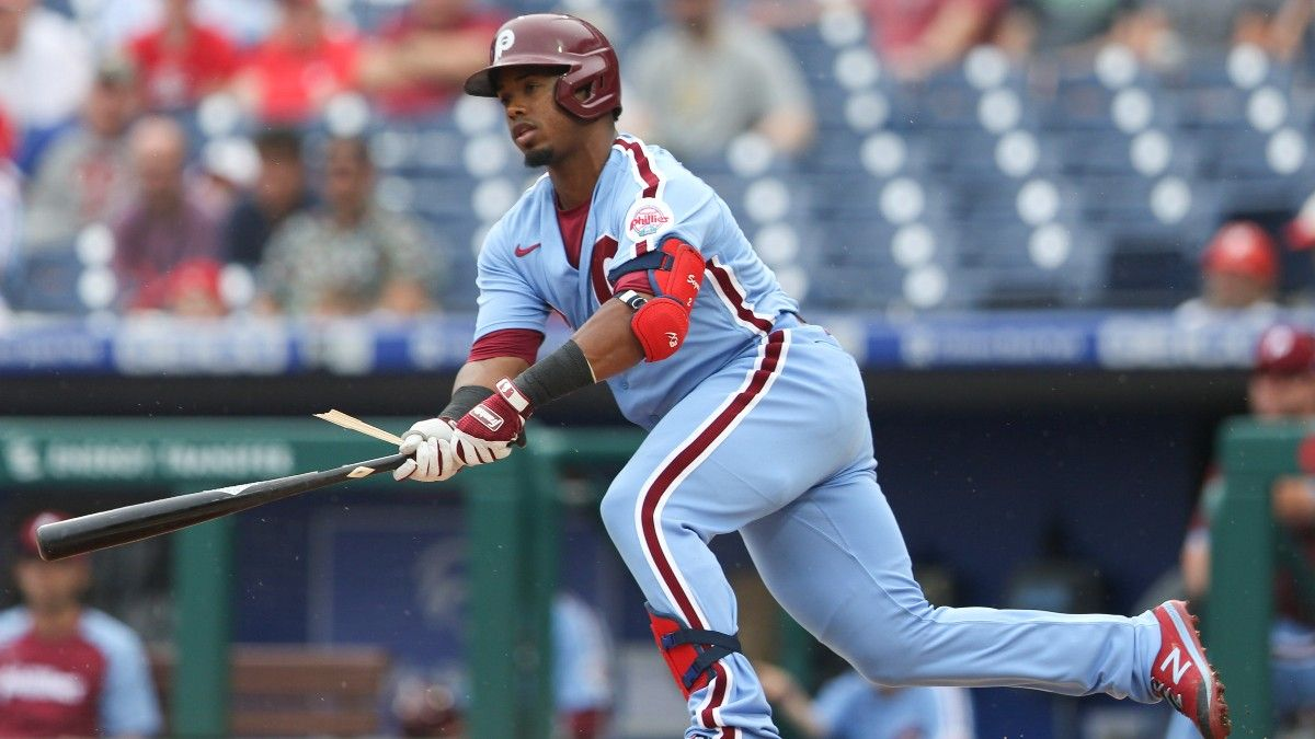 Thursday MLB Player Prop Bets: Back Segura and Fade Cortes (August 5) article feature image