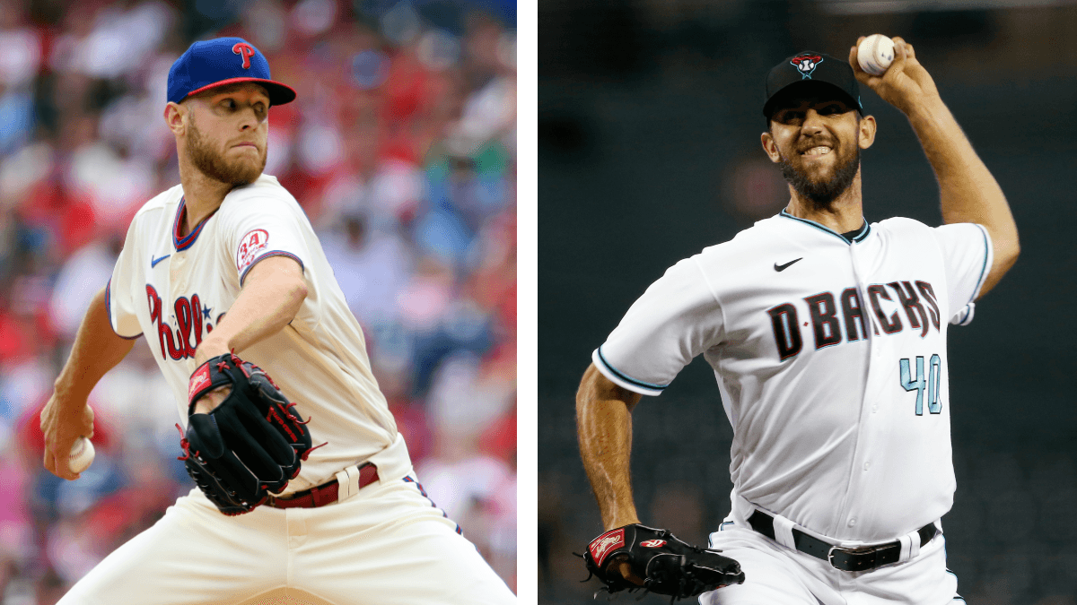 Phillies vs. Diamondbacks Odds, Preview, Prediction: How To Bet Zack Wheeler Against Madison Bumgarner (Thursday, August 19) article feature image