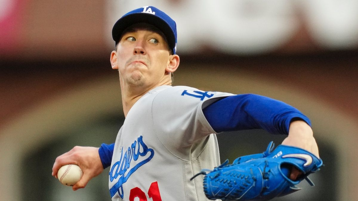Sunday MLB Betting Odds, Preview, Prediction for Angels vs. Dodgers: Pitching Should Shine in Battle of Los Angeles (August 8) article feature image