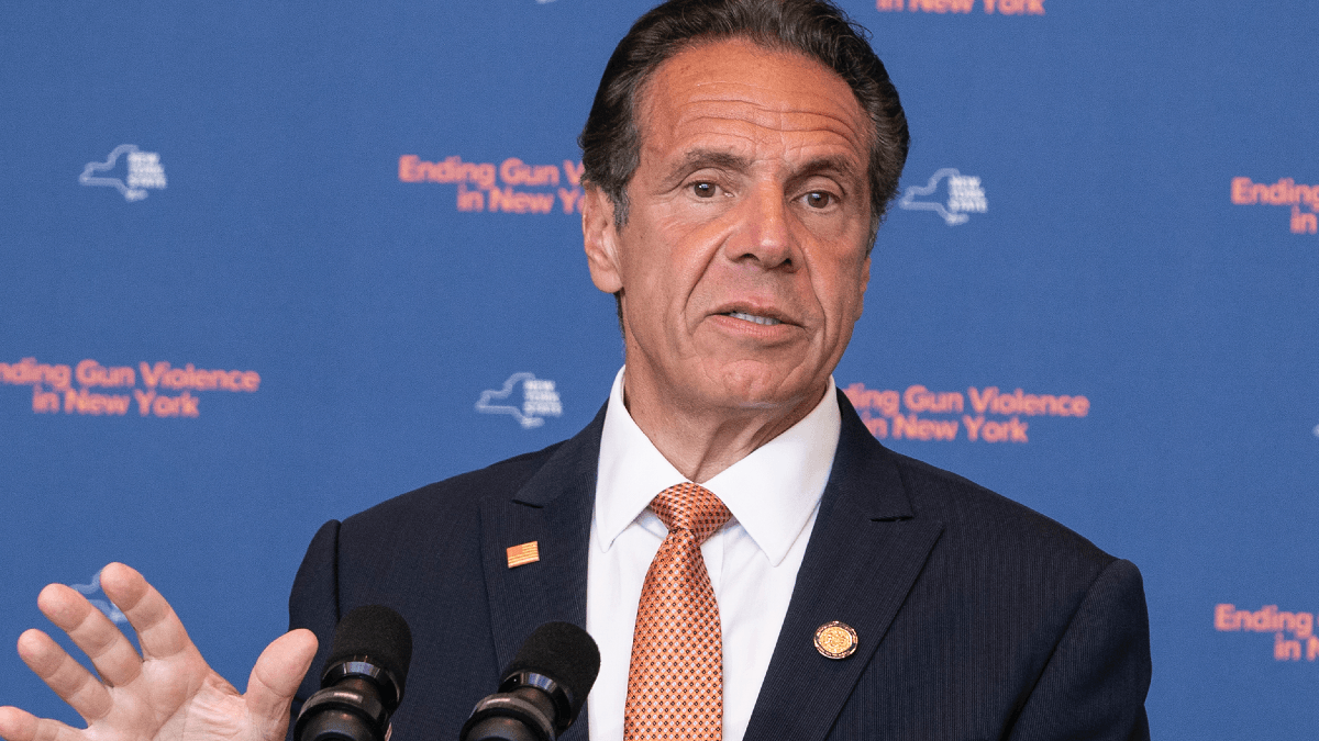 Where New York Sports Betting Stands After Andrew Cuomo's Resignation article feature image