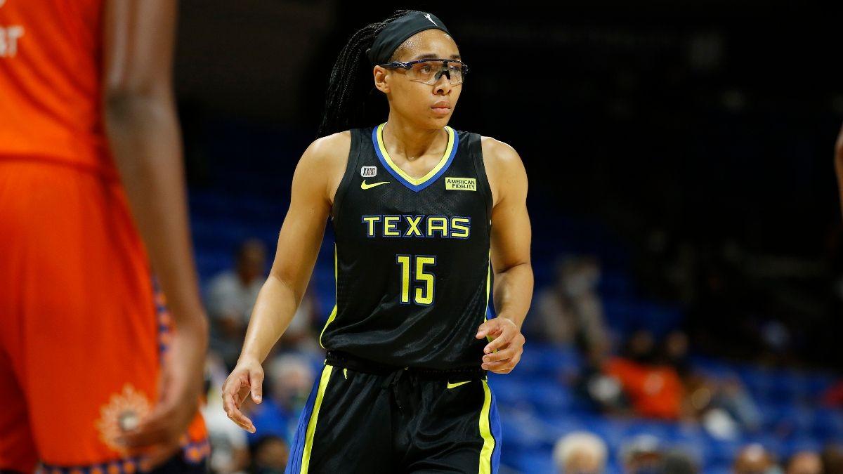 WNBA Odds, Picks & Predictions: Best Bets for Sparks vs. Sun & Wings vs. Mystics (Saturday, August 28) article feature image
