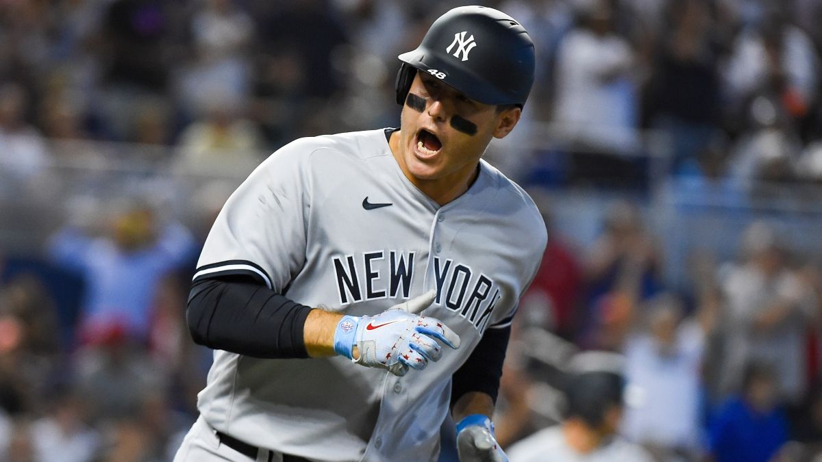 Orioles vs. Yankees MLB Odds, Picks & Predictions: The Winning Betting System to Back on Monday article feature image