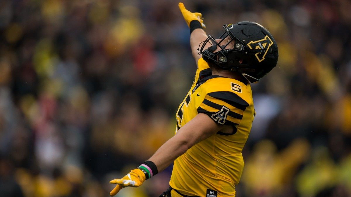 Sun Belt East College Fantasy Football Preview: The Relevant Players From Coastal Carolina, App State & More article feature image