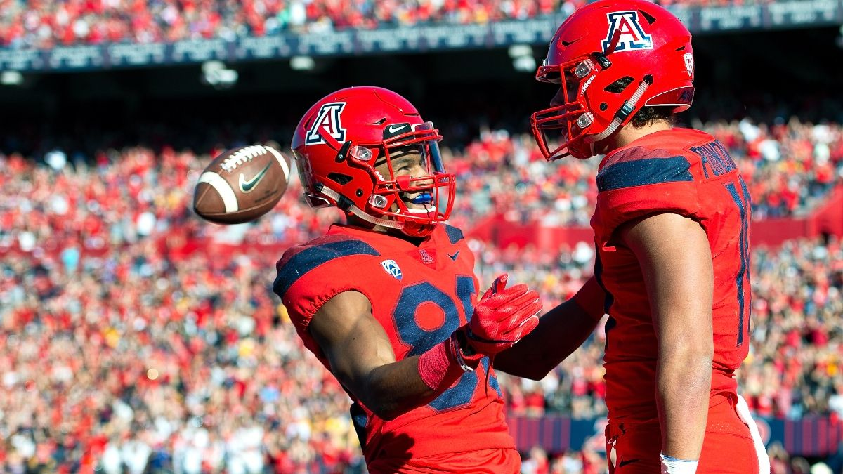 Arizona vs. Colorado Odds, Promo: Bet $1, Win $100 if the Wildcats Score a Touchdown! article feature image