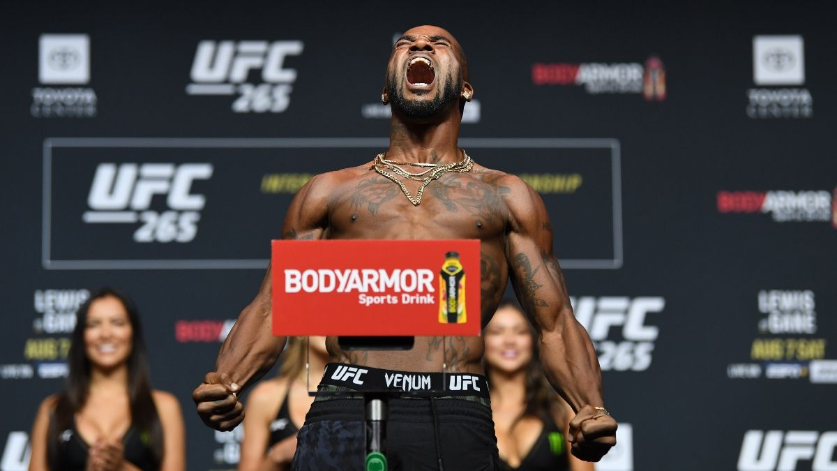 UFC 265 Odds, Predictions & Best Bets: Our Top Picks for Herman vs. Menifield, Osbourne vs. Kape & More (Aug. 7) article feature image