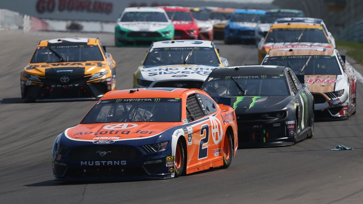 NASCAR at Watkins Glen Odds, Picks: Bet This 6-1 Prop for Sunday's Go Bowling at the Glen article feature image