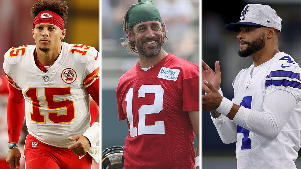 Every 2021 NFL Offensive Unit Ranked From 1 to 32: Why It Matters for Bettors article feature image
