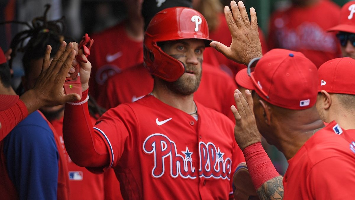 Phillies vs. Nationals Betting Odds & Pick: Gray Gets First Start for New-Look Nats article feature image