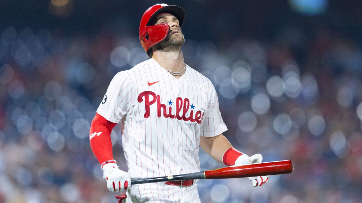 Thursday MLB Betting Odds, Preview, Prediction for Diamondbacks vs. Phillies: Can Both Offenses Rally? (August 26) article feature image
