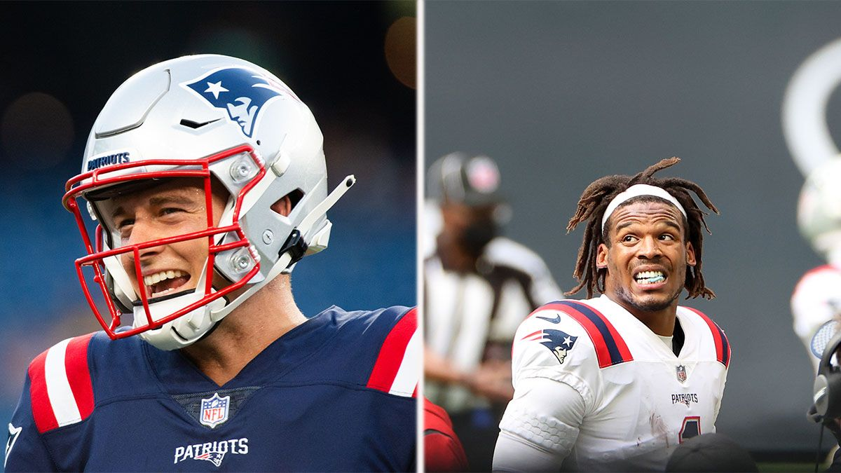 Mac Jones Named Patriots Starter: Odds to Win MVP, Offensive Rookie of the Year Skyrocket article feature image