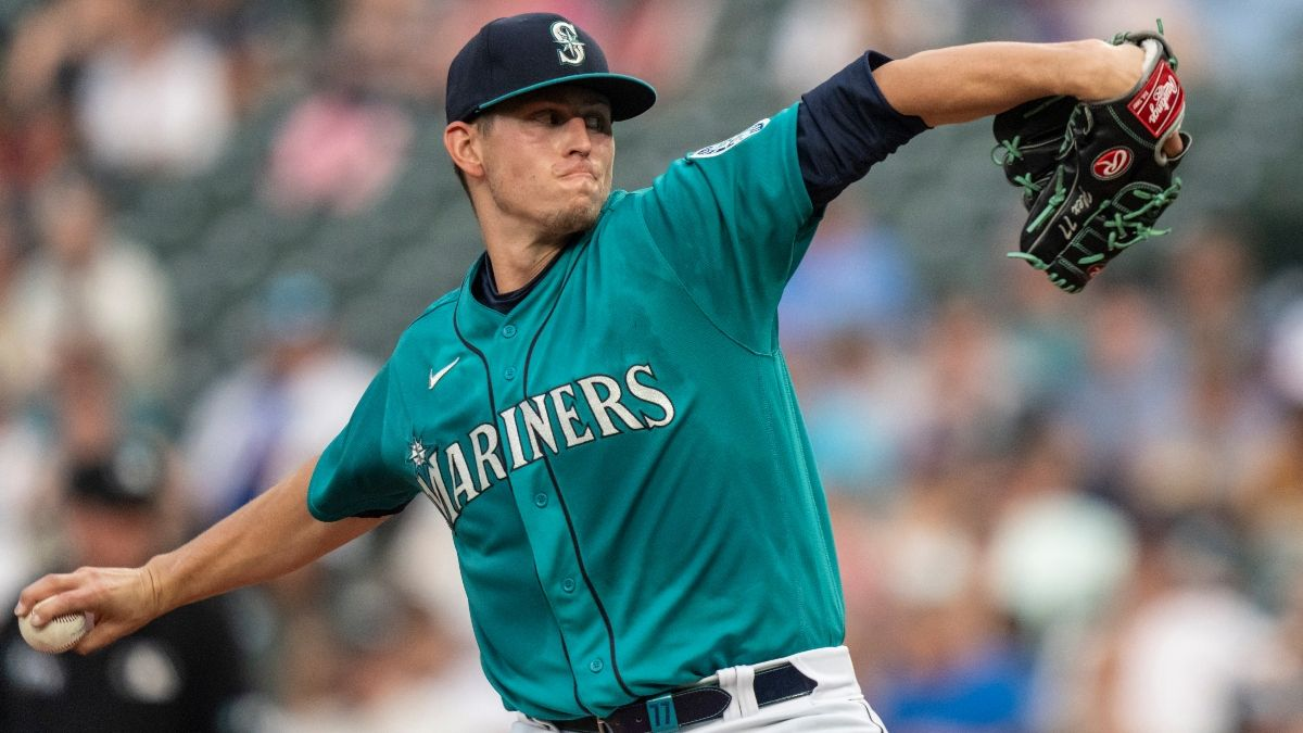 Tuesday MLB Odds, Preview, Prediction for Mariners vs. Athletics: Seattle Has Value as Underdog (August 24) article feature image