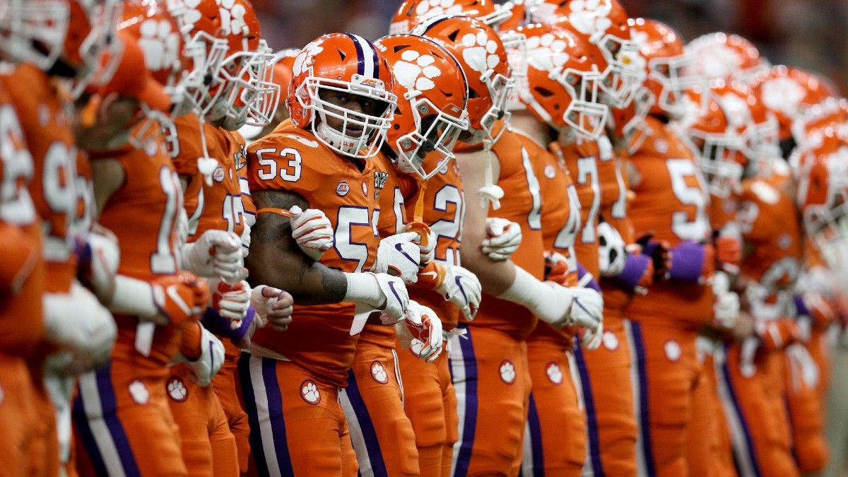 2021 ACC Betting Preview: Win Totals, Futures Odds & Predictions for Clemson, North Carolina, More article feature image