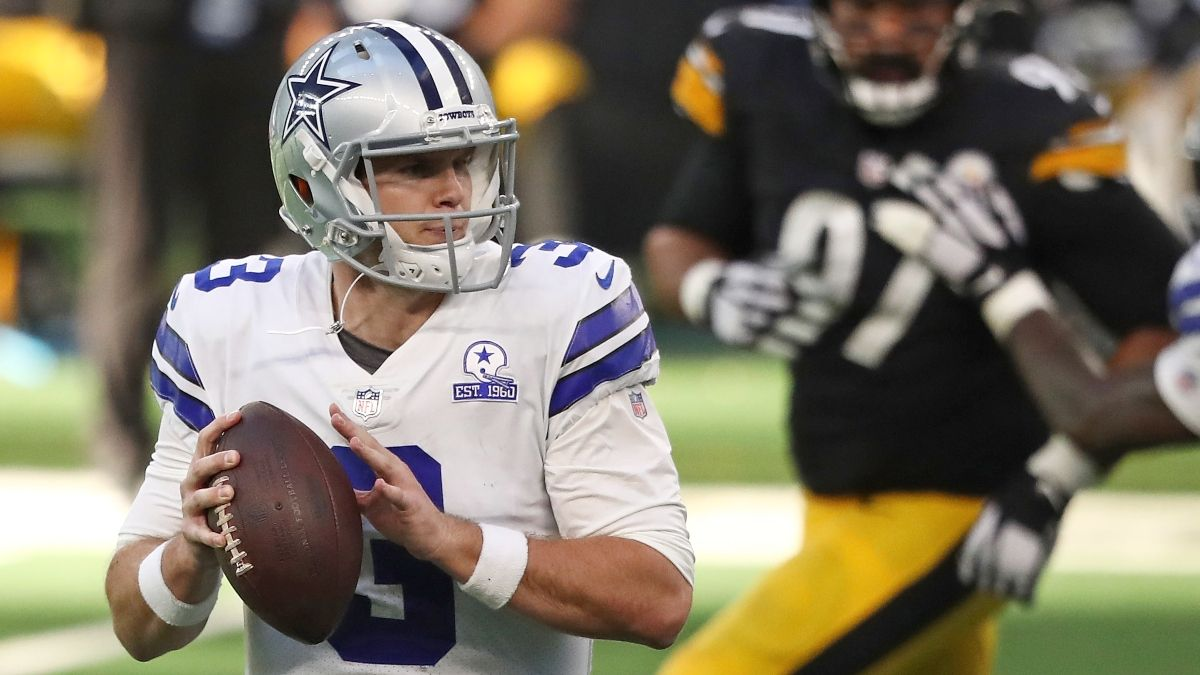 Cowboys vs. Steelers Odds & Betting Preview: 2 Picks For Thursday's NFL Hall of Fame Game article feature image