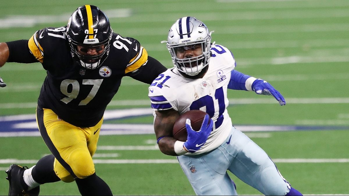Hall of Fame Game Odds, Promo: Bet $20 on the Cowboys or Steelers, Win $100 No Matter What! article feature image