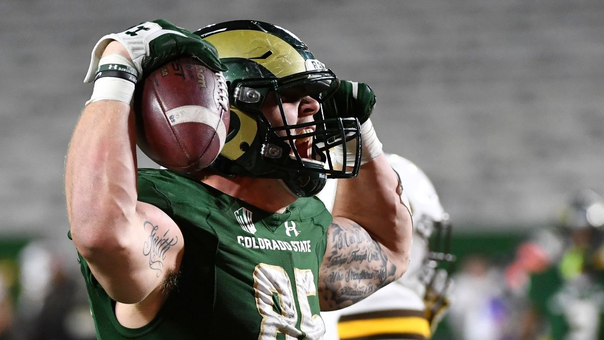Colorado State vs. South Dakota State Odds, Promo: Bet $20, Win $120 if Colorado State Covers +50! article feature image