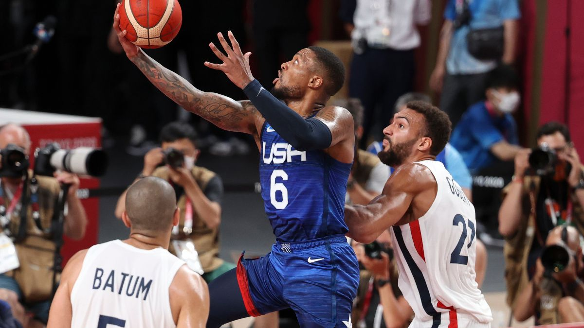 USA vs. France Basketball Odds, Picks & Predictions: Our Best Bets for Friday's Olympic Gold Medal Game (Aug. 6) article feature image