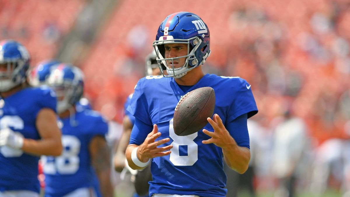What TV Channel Is Thursday Night Football On? Live Stream, Start Time for Giants vs. Washington Football Team article feature image