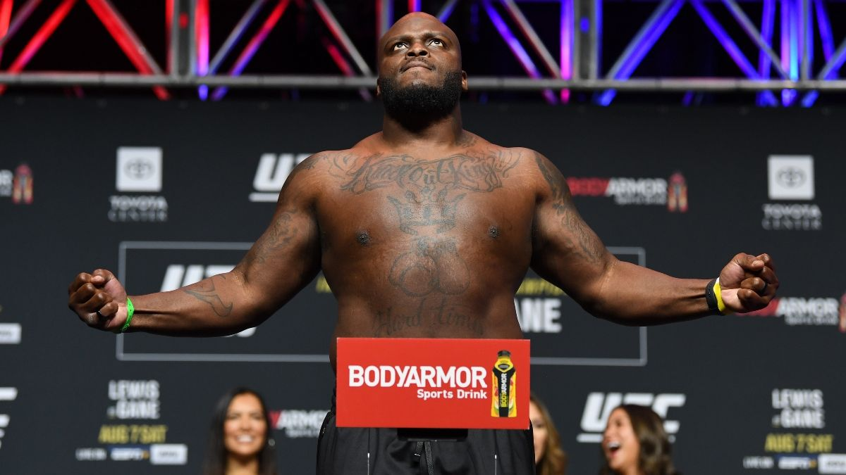 UFC 265 Betting Odds, Model Projections & Picks: Predictions for Each Saturday Fight (Aug. 7) article feature image