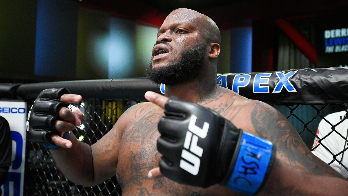 UFC 265 Promo: Bet $20, Win $100 if Derrick Lewis Lands a Punch! article feature image