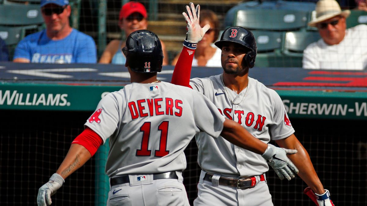 MLB Odds, Preview, Prediction for Red Sox vs. Rays: Can Chris Sale Keep Boston in Playoff Race? (Sept. 1) article feature image