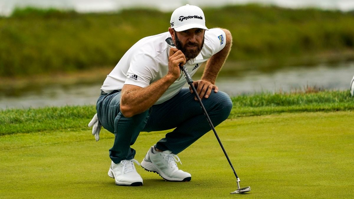 WGC-FedEx St. Jude Betting Picks and Preview: Dustin Johnson's Track Record Speaks for Itself at TPC Southwind article feature image