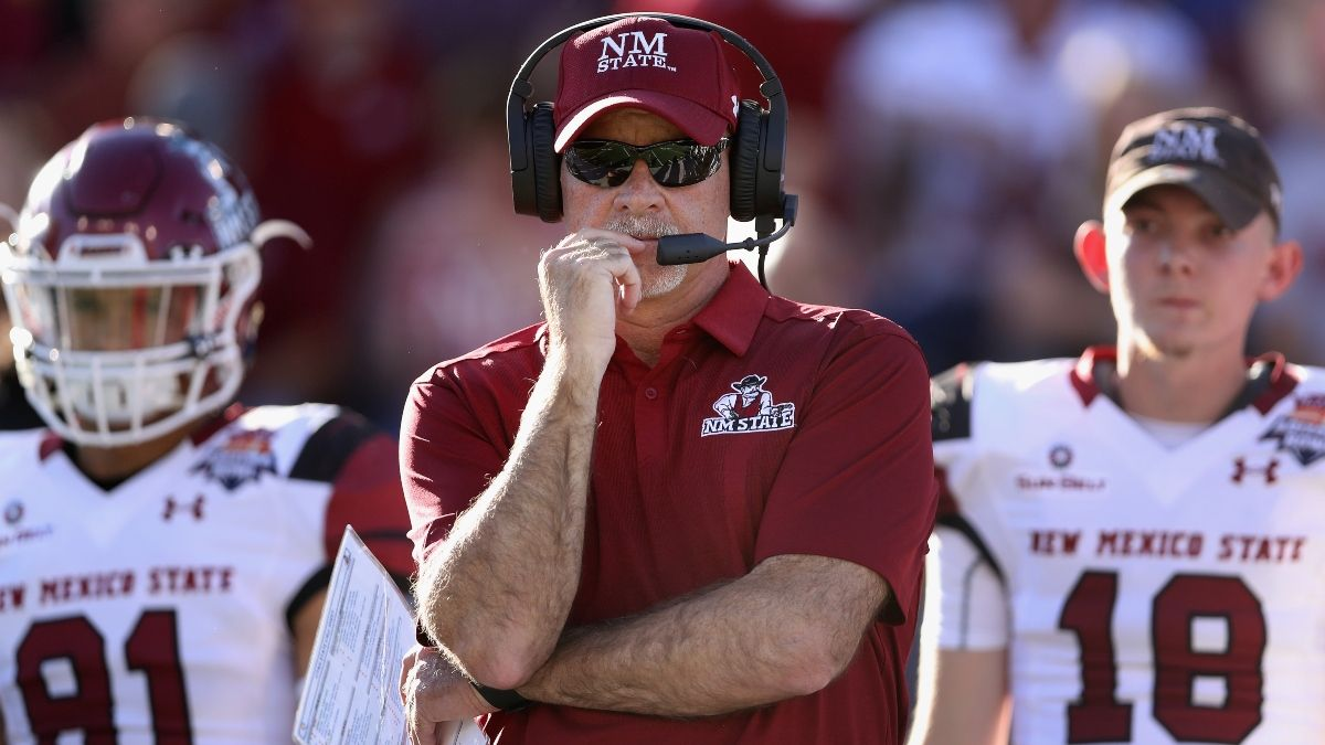UTEP vs. New Mexico State College Football Odds, Picks: Heavy Betting Action Driving Down Saturday's Week 0 Spread article feature image