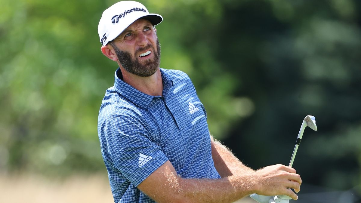 2021 BMW Championship Odds, Picks & Preview: Dustin Johnson Fits Well at Caves Valley article feature image
