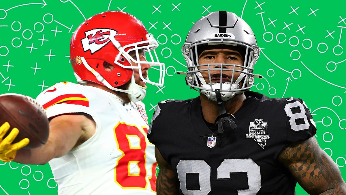 2021 Fantasy Football TE Rankings & Draft Tiers: Your Cheat Sheet To Drafting Tight Ends In 2021 article feature image