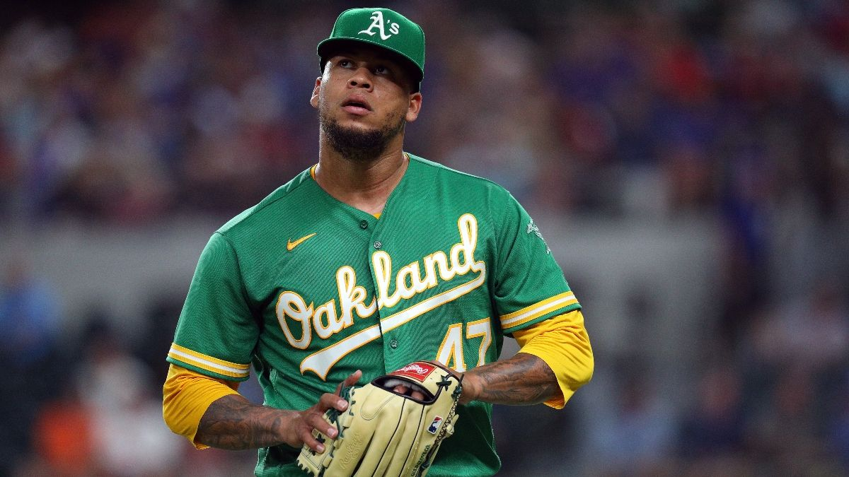 Thursday MLB Odds, Picks, Predictions: Athletics vs. Tigers Betting Preview article feature image