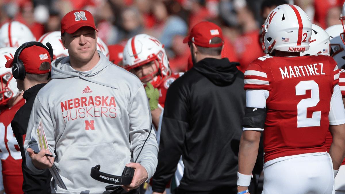 College Football Win Totals: Bettors Split on Scott Frost & Nebraska article feature image
