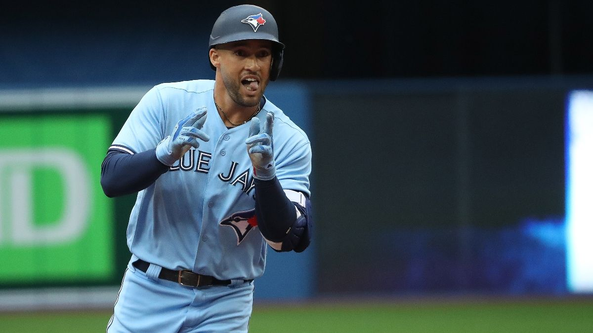Monday MLB Odds, Picks, Predictions: Indians vs. Blue Jays Betting Preview (Aug. 2) article feature image