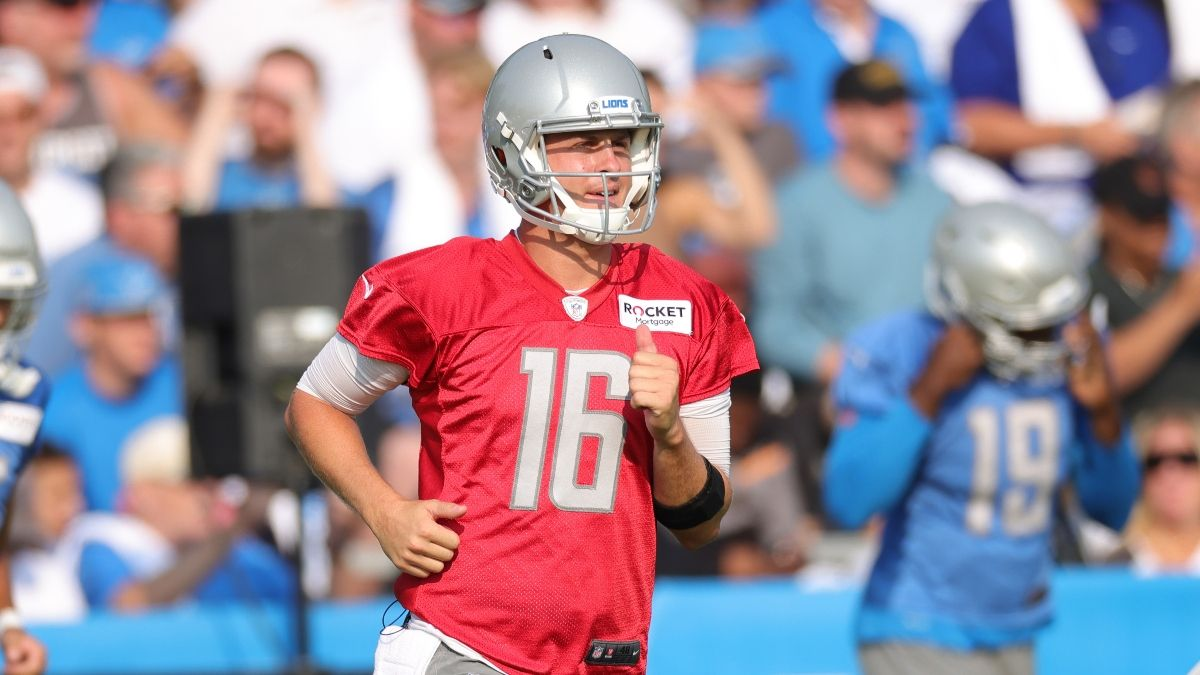 Lions vs. Bills Odds, Promo: Get a Risk-Free Bet Up to $5,000! article feature image