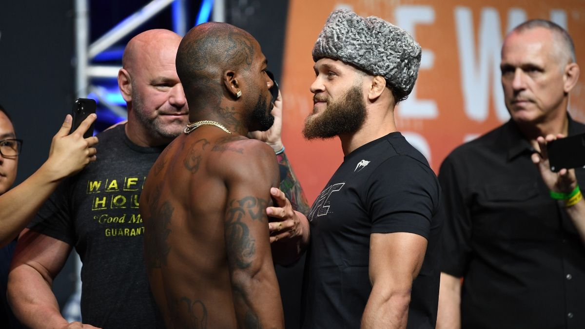 UFC 265 Odds, Pick & Prediction for Bobby Green vs. Rafael Fiziev: Who Has the Edge in Prelim Main Event? (Saturday, Aug. 7) article feature image