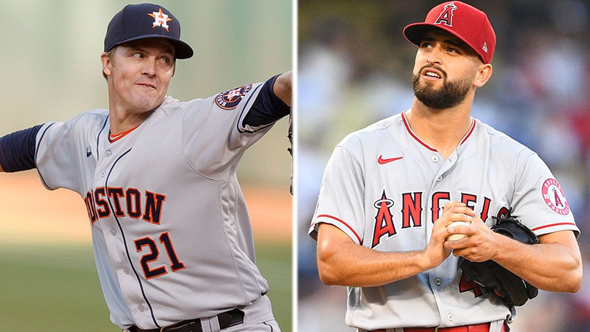 MLB Odds, Preview, Prediction for Astros vs. Angels: Can Zack Greinke Out-Duel Patrick Sandoval? (Friday, August 13) article feature image