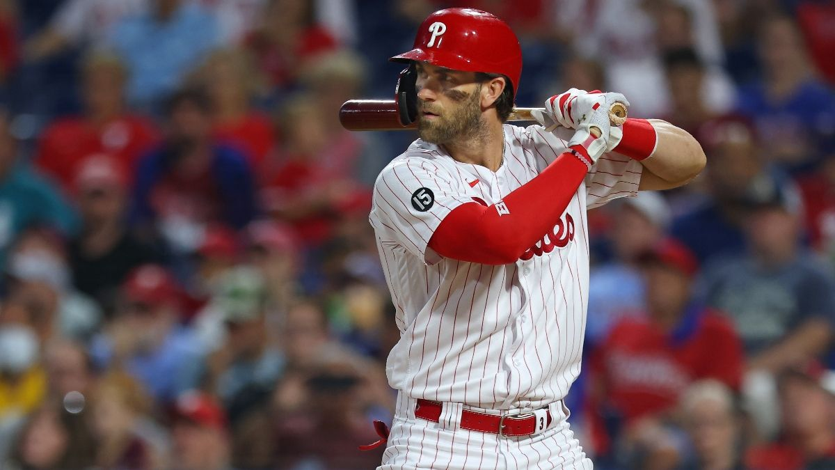 Phillies vs. Nationals Odds, Preview, Prediction: Neither Pitcher Inspires Much Confidence (Tuesday, August 31) article feature image
