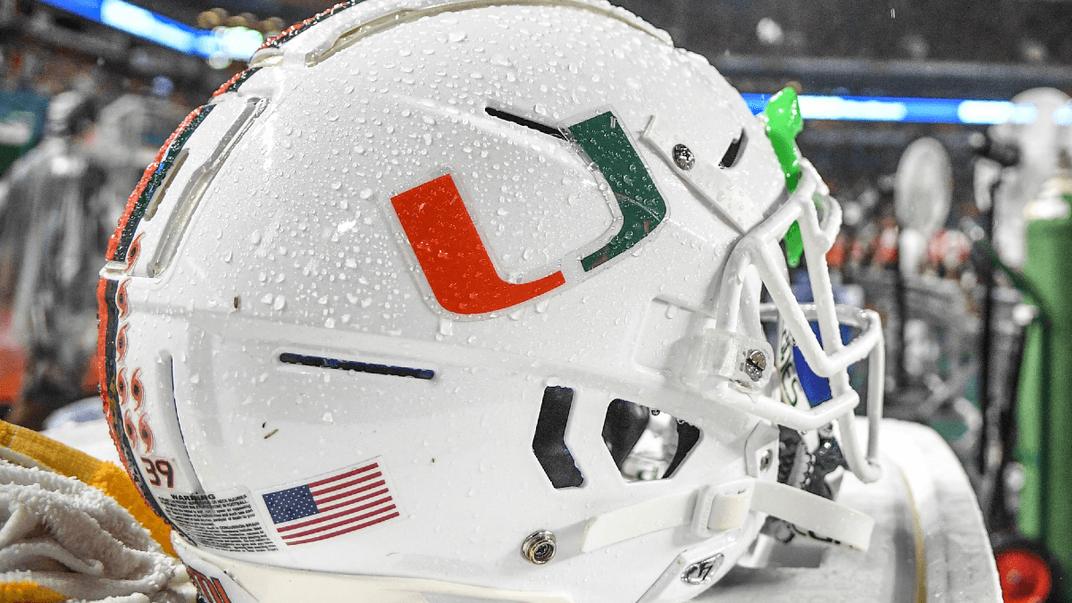 Miami QB D'Eriq King Signs NIL Deal With Florida Panthers article feature image