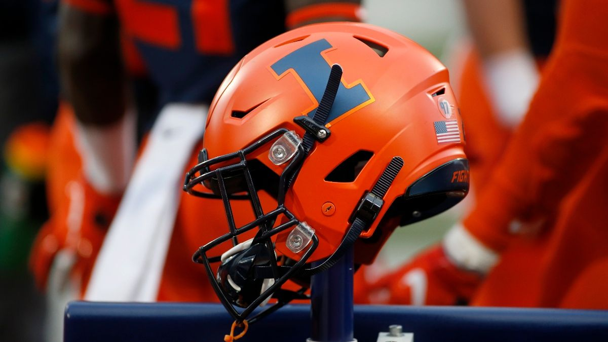 Illinois vs. Maryland Odds, Promo: Bet $20, Win $205 if Either Team Scores a Touchdown! article feature image