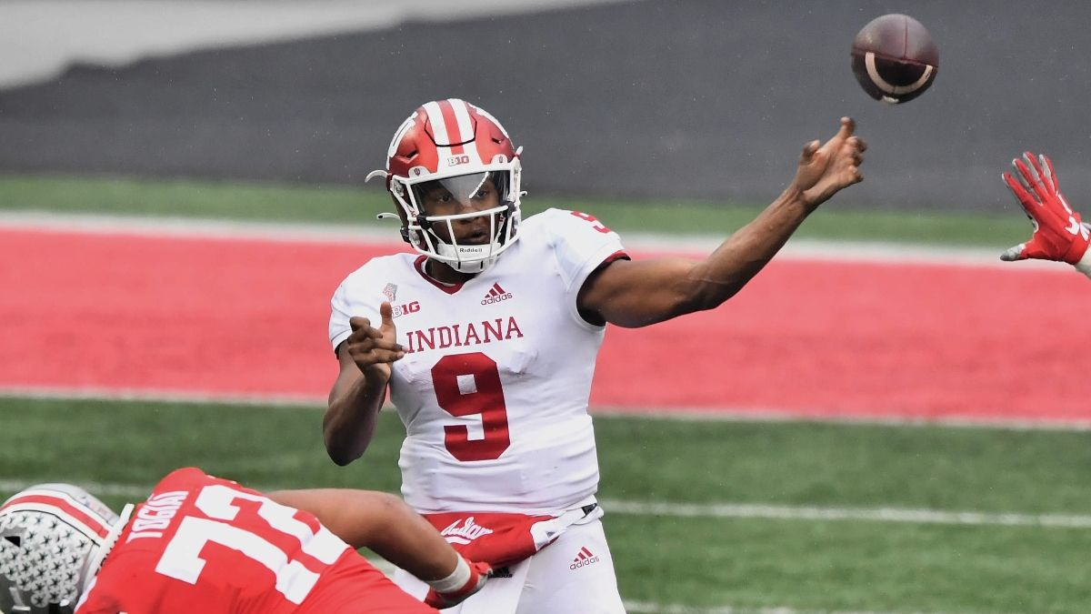 Indiana vs. Western Kentucky Odds, Promo: Bet $20, Win $205 if the Hoosiers Score a TD! article feature image