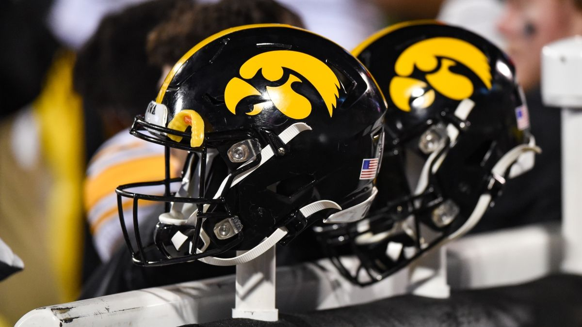 Iowa vs. Indiana Odds, Promo: Bet $20, Win $120 if Iowa Covers +50! article feature image