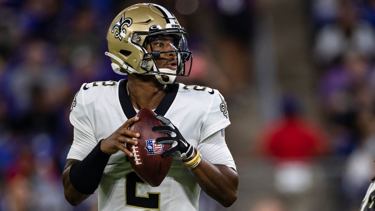 Saints Targeting Week 4 Return To Superdome After Hurricane Ida: How Playing Away From New Orleans Impacts Win Total article feature image