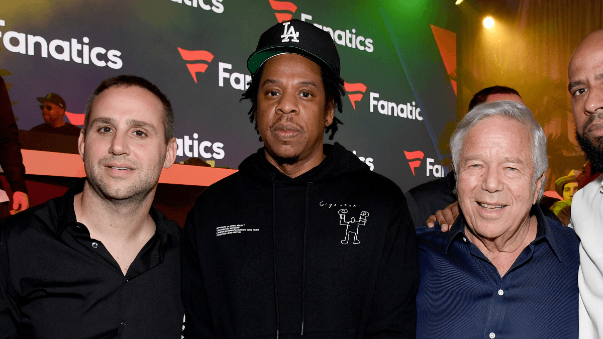 Jay-Z Positioned as Fanatics Vice Chairman in New York Sports Betting Application article feature image